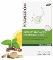 Pranarôm Aromaforce Pastilles Apaisantes+ B/21 à QUINCAMPOIX