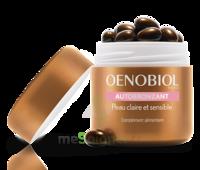 Oenobiol Autobronzant Caps Peau Claire Sensible B/30